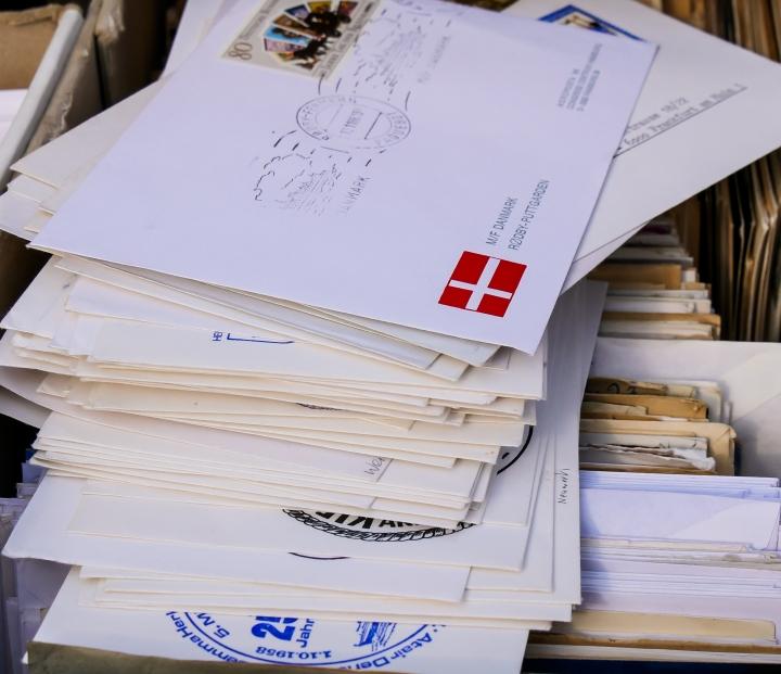 Porto für briefe
