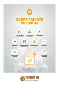 Auslandskrankenversicherung Expat Private Premium