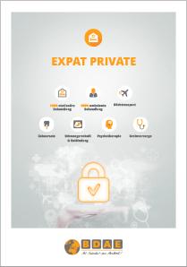 Auslandskrankenversicherung Expat Private